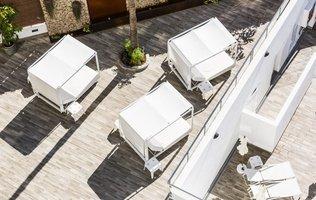 Terrasse Coral Ocean View Hotel