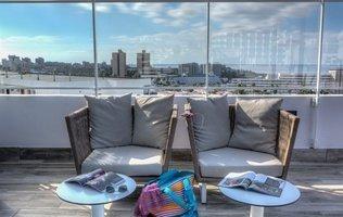 Gemeinschaftsräume Coral Ocean View Hotel