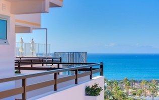 Außen Coral Ocean View Hotel