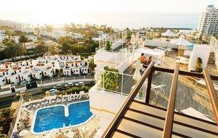 Terrasse Hotel Coral Ocean View